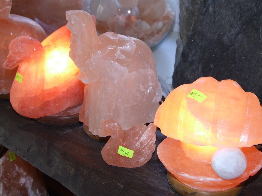Salt Lamps Healing Properties : Grota Solna Selen w KoLobrzegu